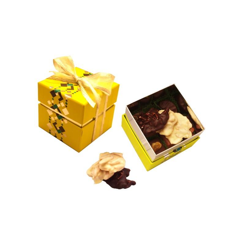 Boîte chocolats Baudelaire