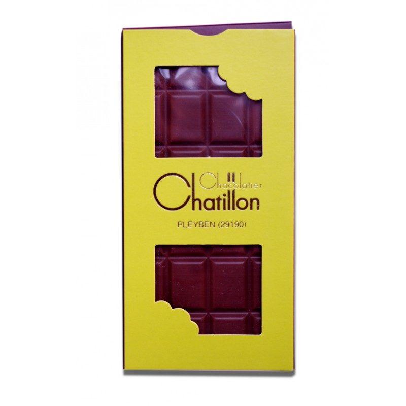 Tablette de chocolat Lait Michel Chatillon