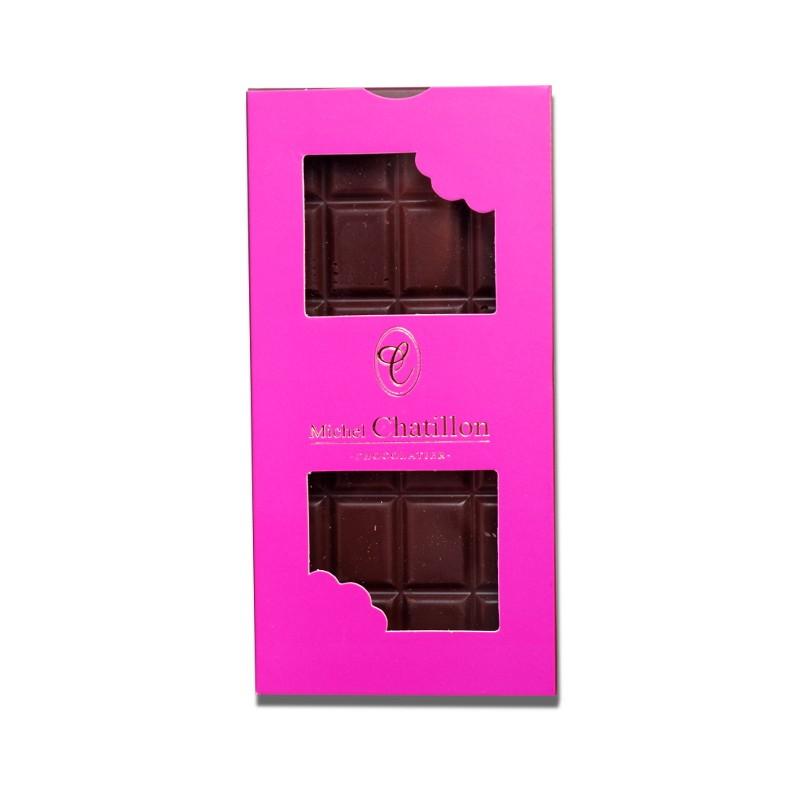 Tablette de chocolat Noir Michel Chatillon