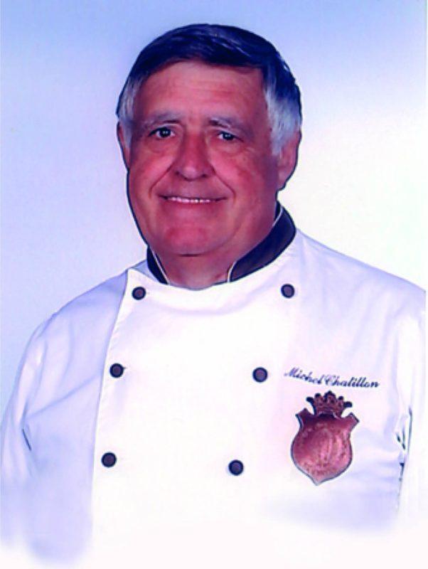 Portrait Michel Chatillon