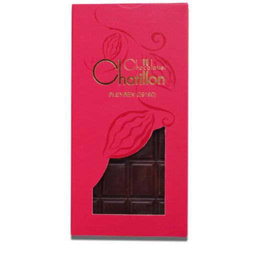 Tablette chocolat grand cru origine Mexique
