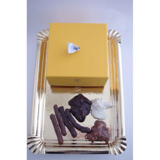 Chocolats asssortis surprise orange Chatillon chocolat