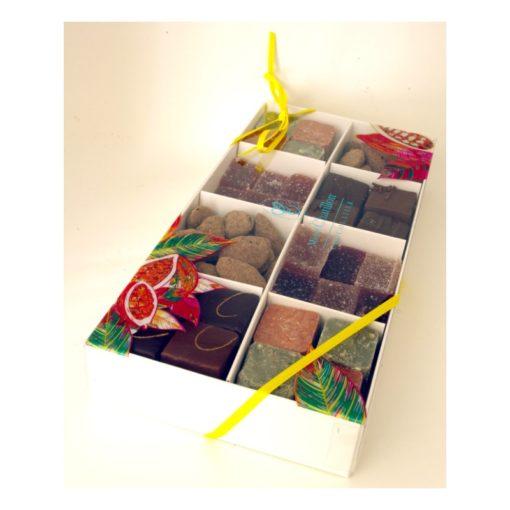 Coffret 8 compartiments chocolats Chatillon