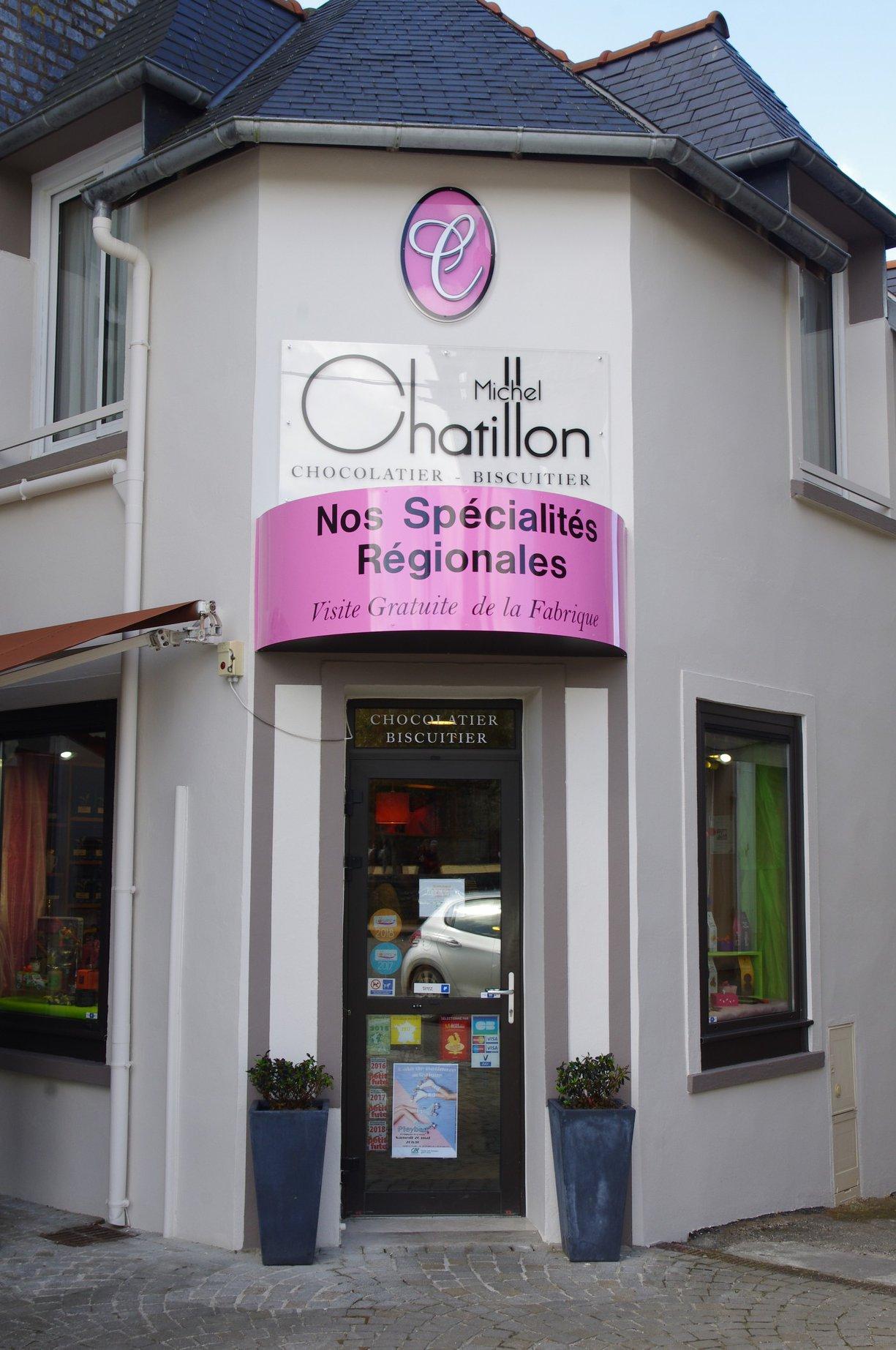 Façade Chatillon 2019