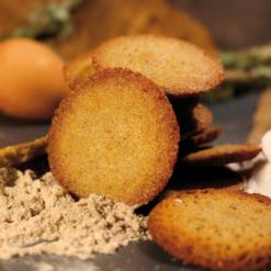 Pétales de crêpes biscuits